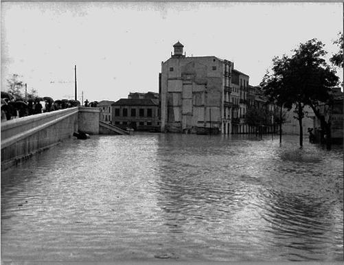 Pasillo de santo domingo 1960 I