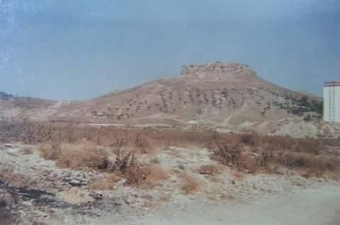 Cerro Coronado y Bloque 1