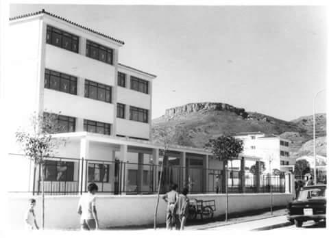 Colegio Gálvez Moll